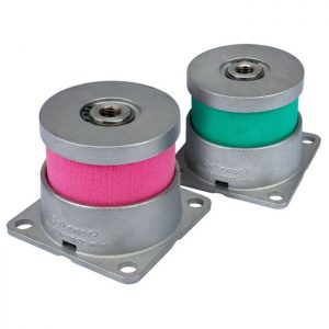 Isotop Stahlfeder-Schwingungsdämpfer DZE Mini