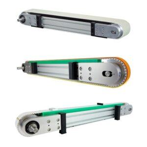 Zahnriemenförderer ZRF 40, 80 und 100