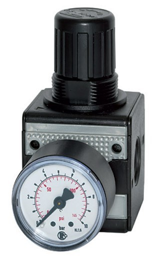 Präzisionsdruckregler