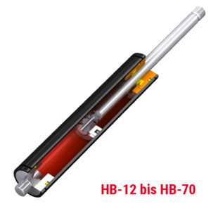 Bremszylinder (hydraulisch)