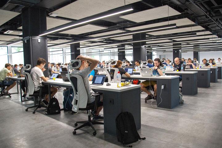 Lärmschutz für Innen: Büro und Office