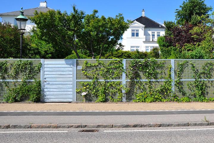 Lärmschutz für Außen: Gebäude und Gärten