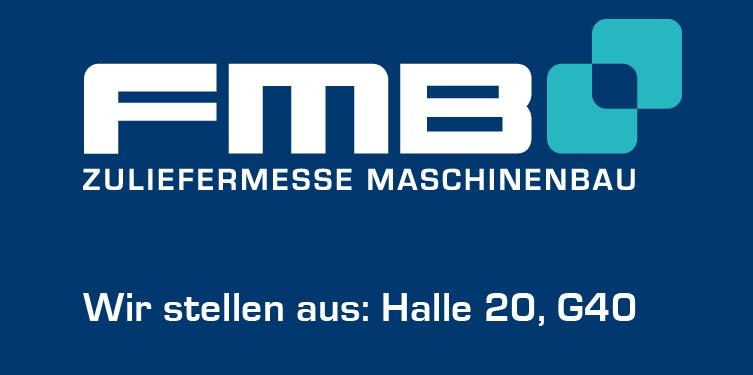 FMB 2021 - 10. bis 12. November - Halle 20 Stand G40