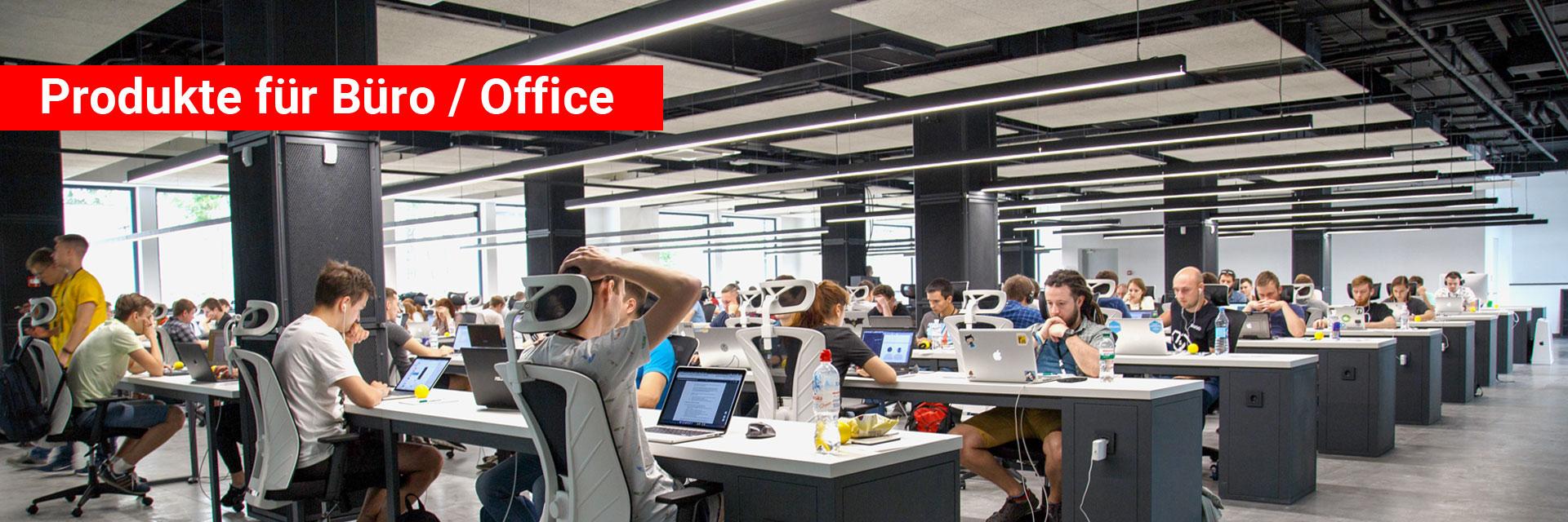 Sonosorp Lärmschutz für Büro / Office