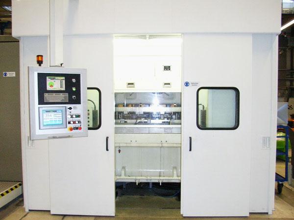 Sonosorp Lämschutzkabine für die Industrie
